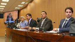 Câmara faz audiência sobre mudanças no Camprev
