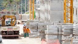 Construtora abre 31 vagas de emprego em Santa Bárbara