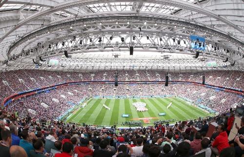 Para Fica, Copa da Rússia foi a maior da história (Fotos:  Futura Press/Folhapress) - Foto: Outros
