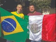 A mistura do Brasil com México