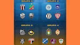 Copa Paulista divulga grupos com a volta do clássico Come-Fogo