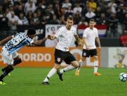 Sem poder de ataque, Corinthians perde para o Grêmio em casa por 1 a 0