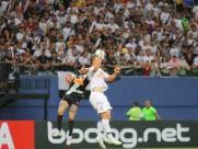 Em Manaus, Corinthians e Vasco ficam no empate em 1 a 1