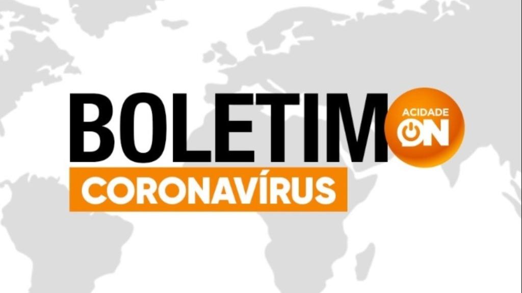 Boletim Coronavírus  - Foto: Da Redação