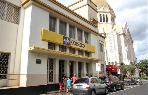 ACidade ON - Araraquara - Agência dos Correios