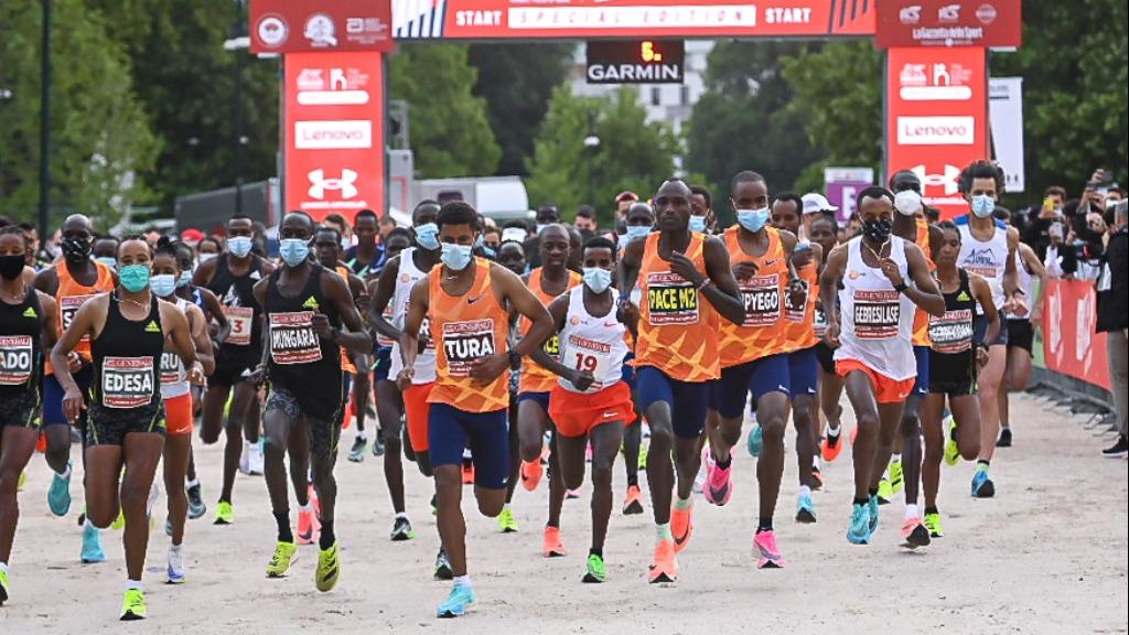 maratona de milão 2021 Crédito: Paola Rossi - Foto: Paola Rossi