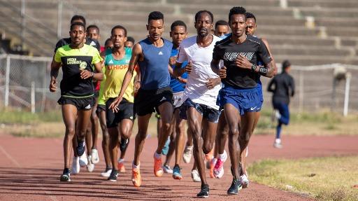 Conheça a trajetória de Selemon Barega, atleta etiópe. Crédito:(© Guillaume Laurent / ATHLE.ch) - Foto: Guillaume Laurent / ATHLE.ch