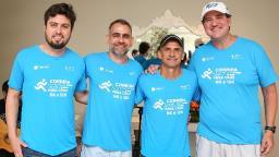 Corrida reúne 1,5 mil pessoas no bairro Nova Campinas