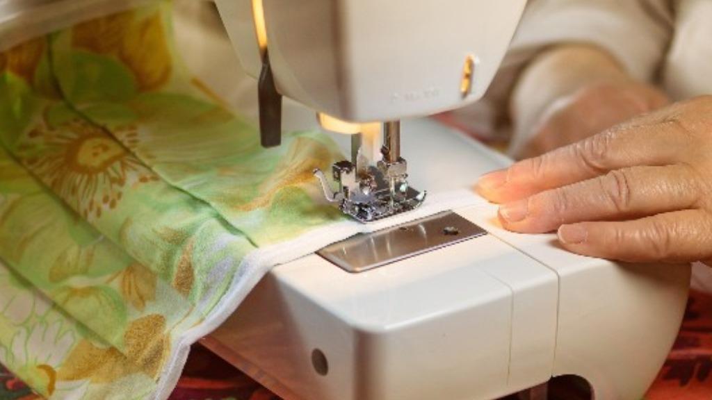 Costureiras ainda podem se inscrever. (Foto: Divulgação/Prefeitura de Campinas) - Foto: Divulgação/Prefeitura de Campinas