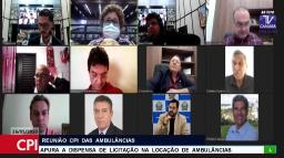 Ambulâncias: Servidora adiantou valores à empresa vencedora
