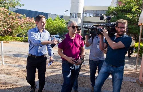 Weber Sian / A Cidade - Vereadores vão até penitenciária para ouvir Luchesi (foto: Weber Sian / A Cidade - 07.out.2016)