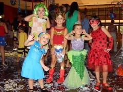 Criança fez a festa no Clube Araraquarense (Tom Oliveira/ACidadeOn Araraquara) - Foto: Tom Oliveira