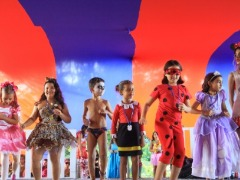 Criançada deu um show na passarela (Amanda Rocha/ACidadeON/Araraquara) - Foto: ACidade ON - Araraquara