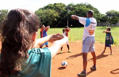 Crianças e adolescentes podem participar do projeto municipal (Divulgação/Prefeitura) - Foto: ACidade ON - Araraquara