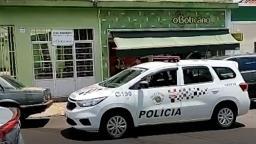 Dupla é presa em tentativa assalto no Jardim Paulista