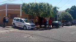 Polícia apura se idoso foi asfixiado com toalha até a morte