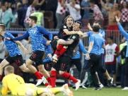 Croácia bate Inglaterra na prorrogação e fará final inédita