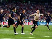Croácia bate a Rússia nos pênaltis e pega Inglaterra na semifinal