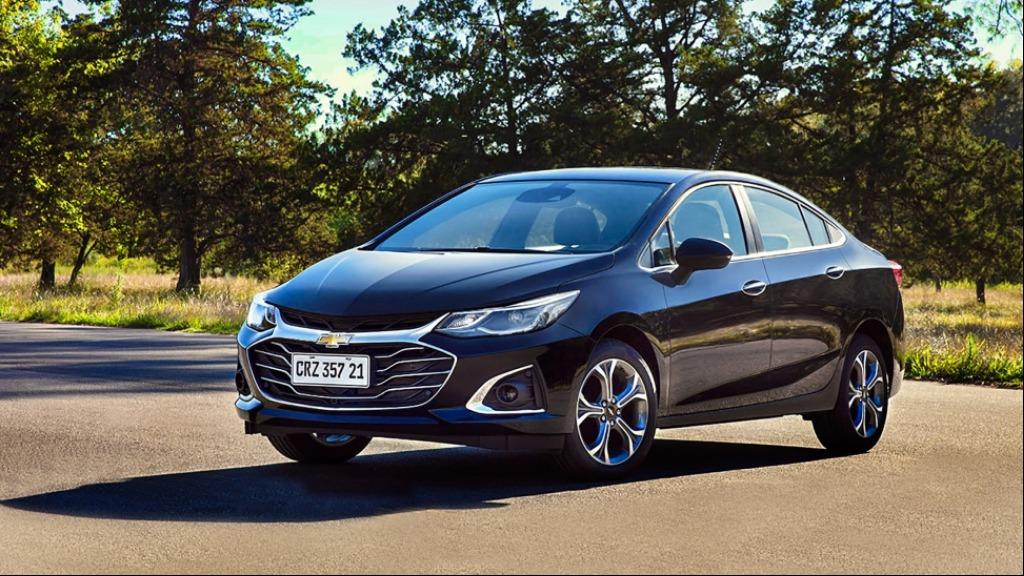 Chevrolet Cruze ganha versão intermediária, a LTZ - Foto: Divulgação