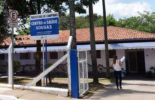 Divulgação - CS Sousas: prédio com problemas de infraestrutura