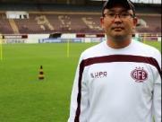 Rogério Cunyoshi assume função de auxiliar técnico
