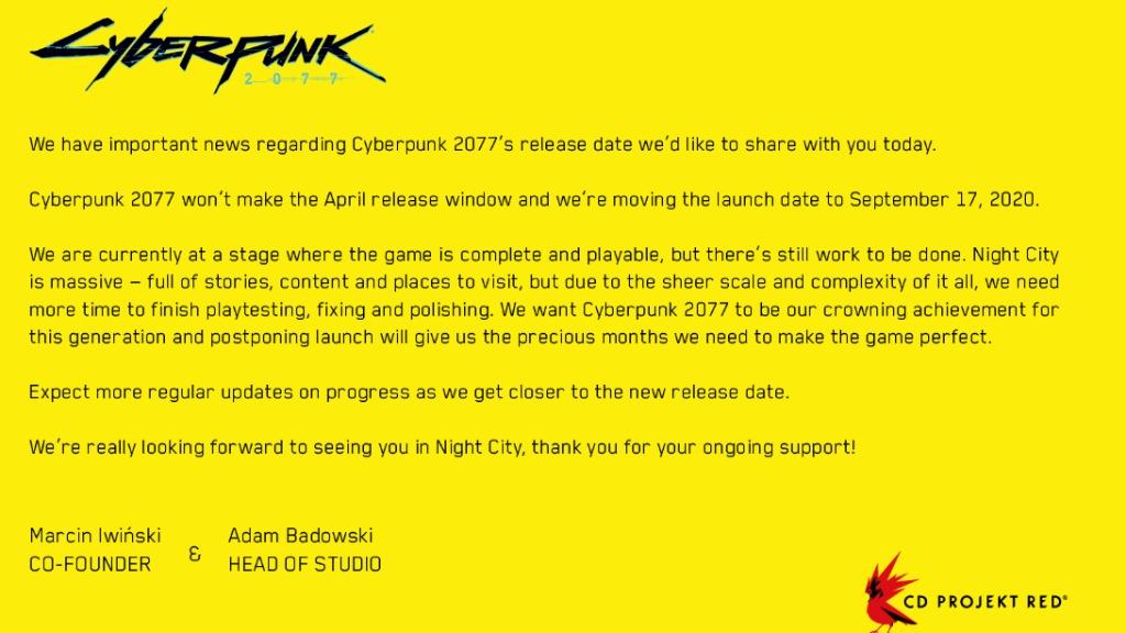 Cyberpunk 2077 - Foto: Divulgação