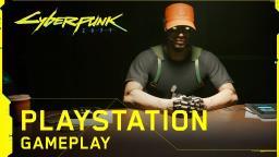 Gameplay de Cyberpunk 2077 no PlayStation é revelado