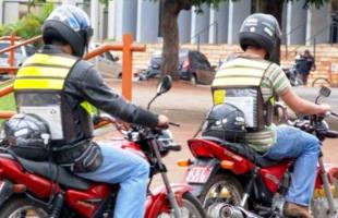 mototaxistas - Foto: Divulgação
