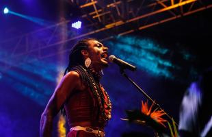 Liniker - Foto: Amanda Rocha/Tribuna Araraquara