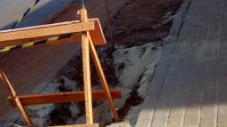 Obra inacabada pelo Daerp tira o sossego na zona Sul de Ribeirão