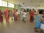 Núcleo do Idoso recebe ação social com atividades e serviços gratuitos