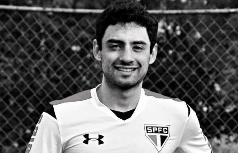 Ex-atleta do São Paulo foi encontrado morto no Paraná (foto  Reprodução    Facebook) dcff1de09c988