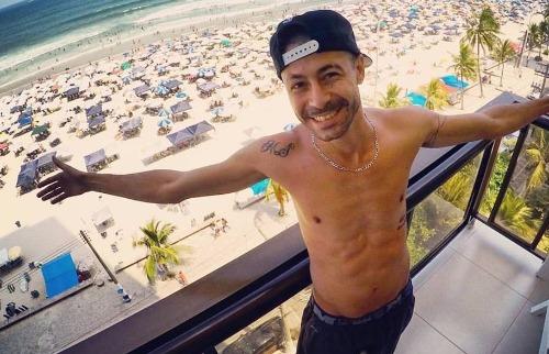 ACidade ON - Araraquara - Danilo espera recuperar os movimentos para voltar a viajar e seguir a vida de antes (Arquivo pessoal)