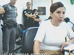 Dárcy Vera prestou depoimento na tarde desta sexta-feira (19) - Foto: Reprodução / Justiça Federal