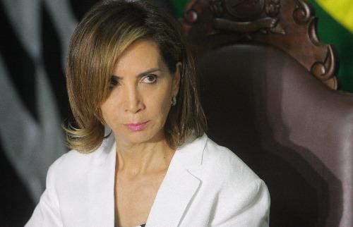 Milena Aurea / A Cidade - A ex-prefeita Dárcy Vera