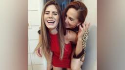 Ex-prefeita Dárcy Vera reaparece em foto com a filha