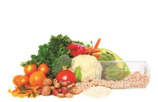 Divulgação - Alimentação balanceada