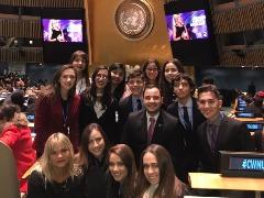 Delegação brasileira conta com 16 pessoas entre alunos e estudantes - Foto: ACidade ON - Araraquara