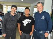 Delegação de São Carlos recebe visita do secretário estadual de Esportes