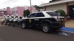 Jovem de 25 anos é morto a tiros em praça de Ibaté