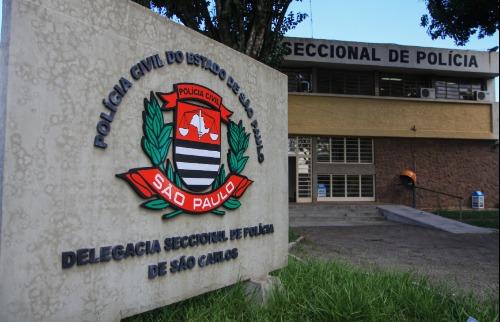 Delegacia Seccional de São Carlos - Foto: ACidade ON - São Carlos