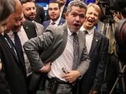 Névio: armas no ambiente Legislativo entram em pauta