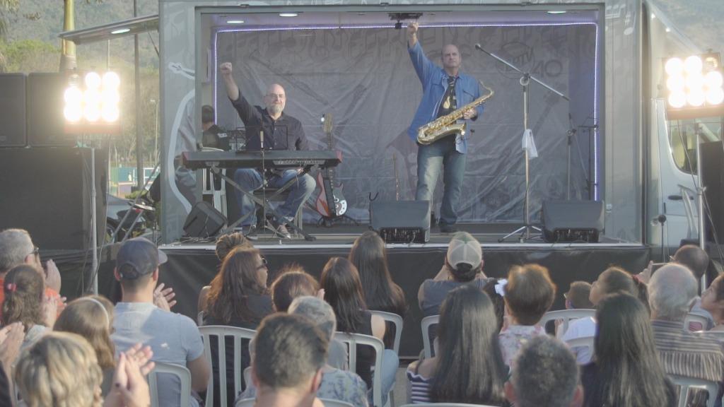 Derivo Music Truck - Foto: ACidade ON