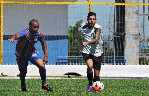 ACidade ON - São Carlos - Desafio foi o segundo do Lobão na preparação para a Segunda Divisão (Foto: Gustavo Curvelo/Divulgação)