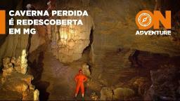 Cientistas descobriram caverna perdida em Minas Gerais
