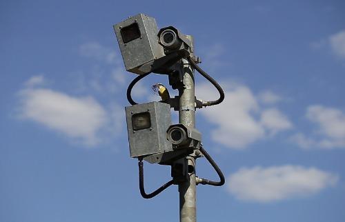 As câmeras inteligentes deverão ser instaladas em 23 pontos da cidade - Foto: Weber Sian / ACidade ON