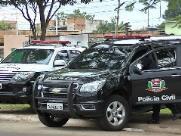 Polícia Civil faz operação para prender foragidos na região