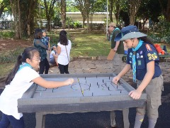 Dia de Brincar, será no Parque Infantil, no domingo (26), às 8h - Foto: Da reportagem