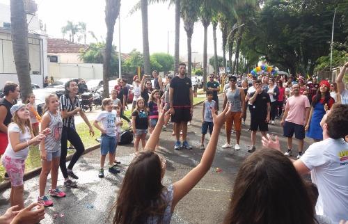 ACidade ON - Araraquara - Dia de Brincar reuniu milhares de pessoas no Parque Infantil (Willian Oliveira/ACidadeON/Araraquara)