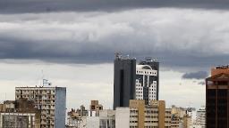 Sábado tem previsão de chuvas recorrentes à partir da tarde